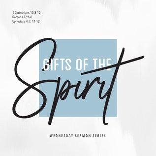 TPC - CD 03(B025) - The Nine Gifts - Power Gifts CD Wed