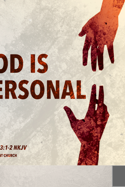 00(M020) - God Is Personal CD Sun
