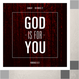 TPC - CD 00(M018) - God is For You! CD Sun