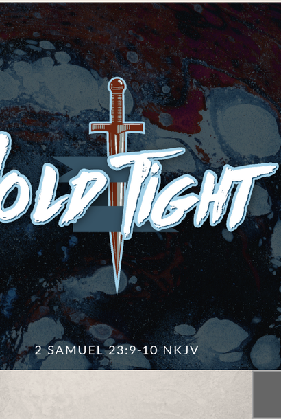 00(M025) - Hold Tight