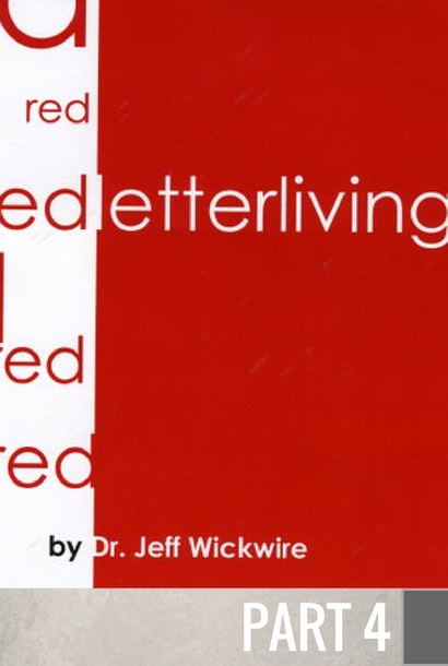 04 - The Peacemakers And The Persecuted,  By Pastor Jeff Wickwire   LT11282
