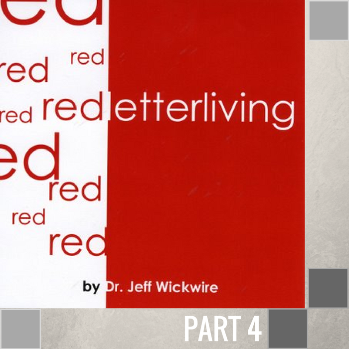 04 - The Peacemakers And The Persecuted,  By Pastor Jeff Wickwire   LT11282-1