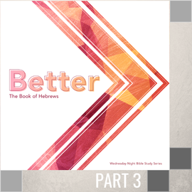 TPC - CD 03(N014) - Better Than Moses CD WED