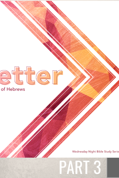 03 - Better Than Moses By Pastor Jeff Wickwire | LT38392