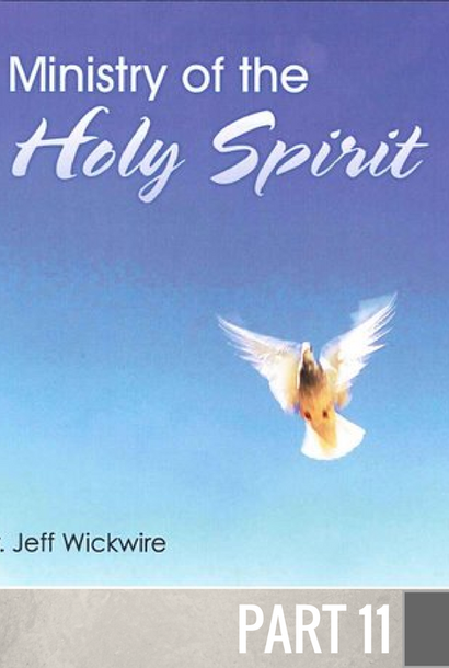 11(A022) - The Spirit's Help CD, WED
