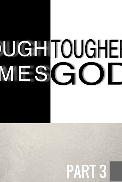 03 - God Will Guide You In Tough Times  By Pastor Jeff Wickwire | LT01018