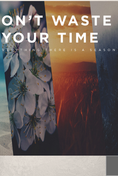 101 - Don't Waste Your Time By Pastor Jeff Wickwire | LT13576