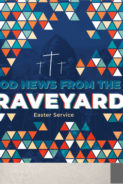 00 - Good News From The Graveyard! By Pastor Jeff Wickwire | LT38449