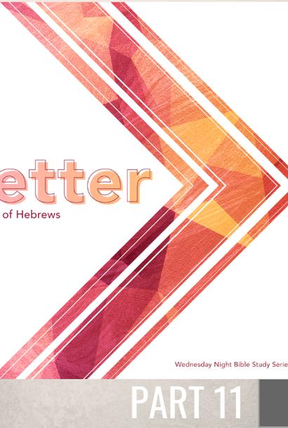 11 - Better Blood By Pastor Jeff Wickwire   LT38455