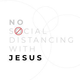 TPC - CD 00(M031) - No Social Distancing with Jesus! CD SUN