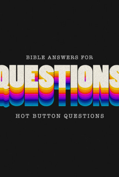124 - Hot Button Questions By Pastor Jeff Wickwire | LT38481