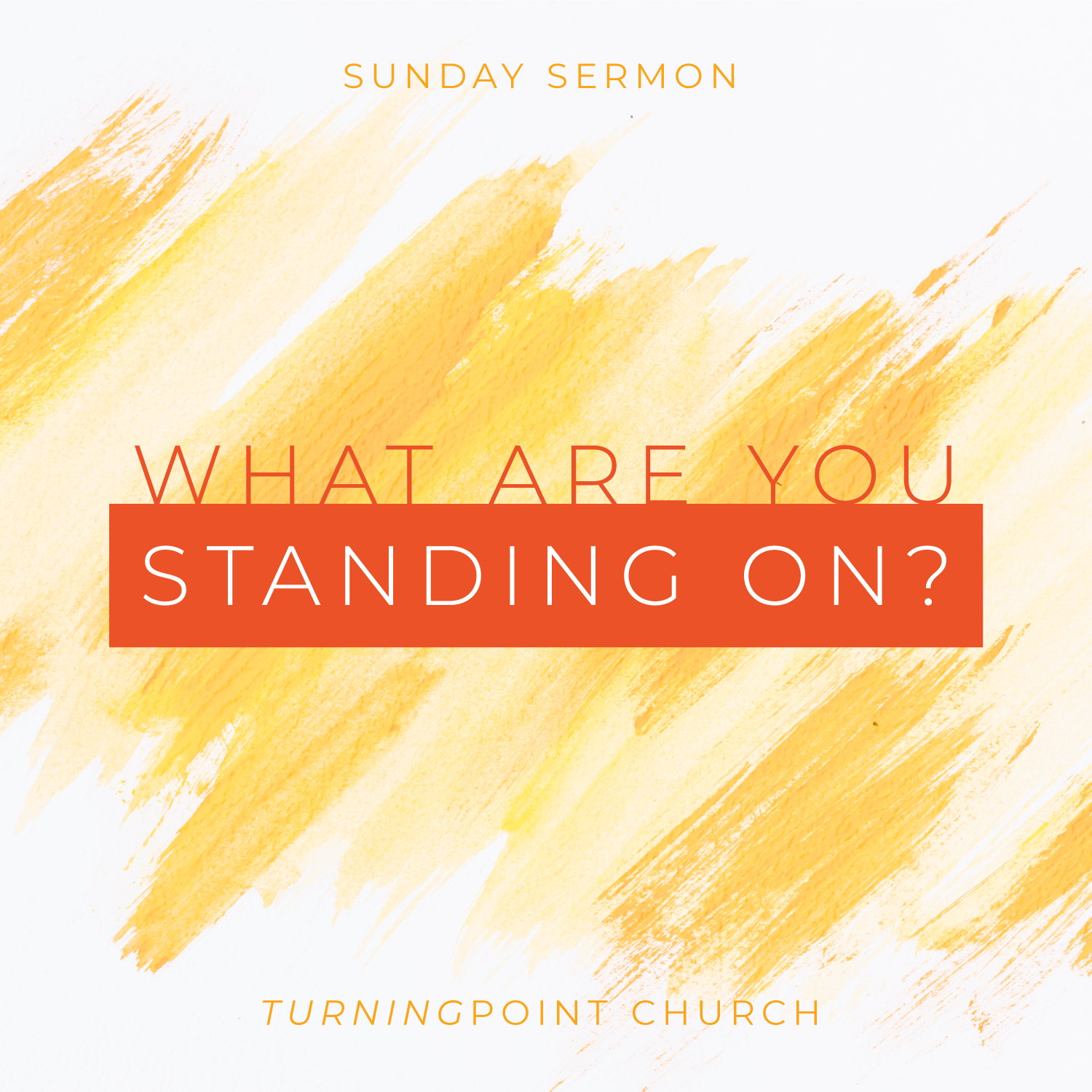 00(M036) - What Are You Standing On?-1