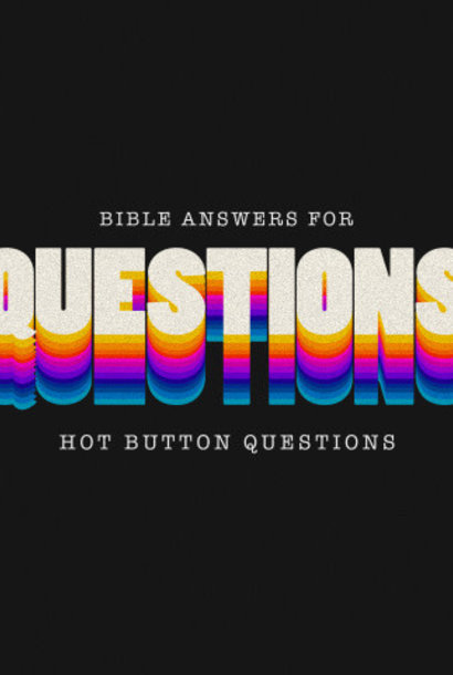132 - Hot Button Questions By Pastor Jeff Wickwire | LT38643