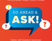 Go Ahead And Ask!