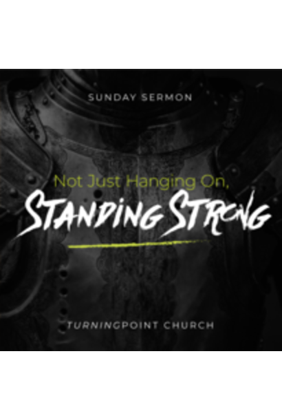 00(M037) - Not Just Hanging On, Standing Strong