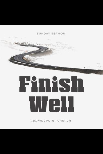 00(M041) - Finish Well