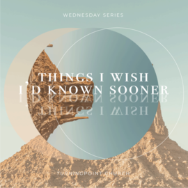TPC - CD 01(J048) - Things I Wish I'd Known Sooner -  Part 1 CD WED