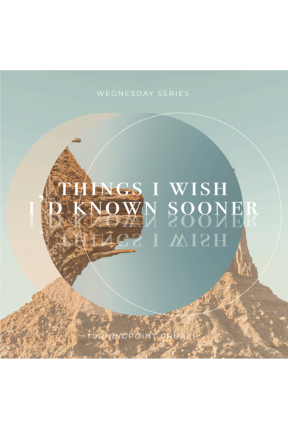 01(J048) - Things I Wish I'd Known Sooner -  Part 1