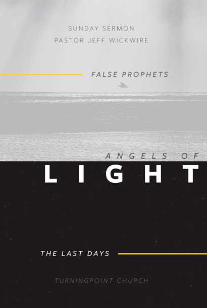 LT38760  -  Angels Of Light - 01 By Pastor Jeff Wickwire
