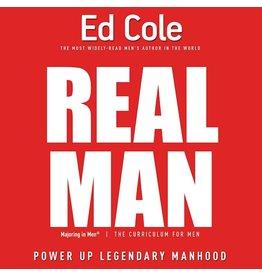 Kingdom Men/Women Real Man Workbook By Ed Cole