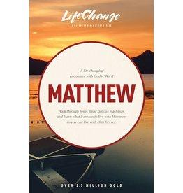 Books Matthew (LifeChange)