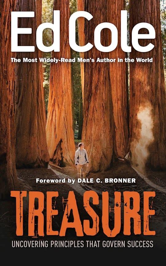 Kingdom Men/Women Treasure Book by Ed Cole