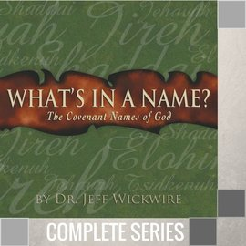 12(I010-I021) - What's In A Name? - Complete Series