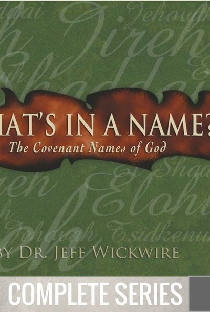 12(COMP) - What's In A Name? - Complete Series - (I010-I021)