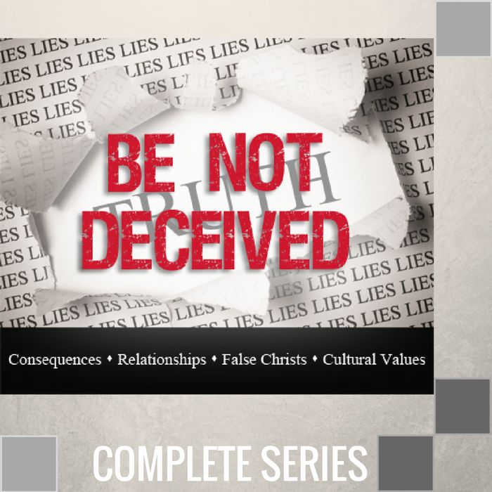 04(COMP) - Be Not Deceived - Complete Series - (D034-D037)-1