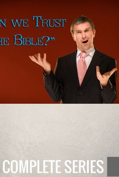 00 - Can We Trust The Bible - Complete Series By Pastor Jeff Wickwire | LT02097