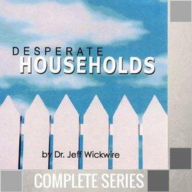 TPC - CDSET 04(D001-D004) - Desperate Households - Complete Series