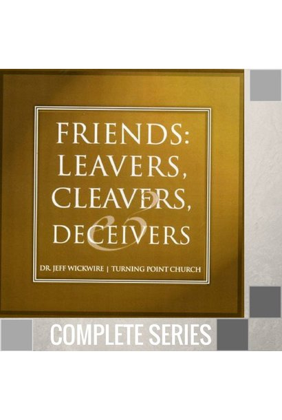 04(COMP) - Friends, Leavers, Cleavers And Deceivers - Complete Series - (C030-C033)