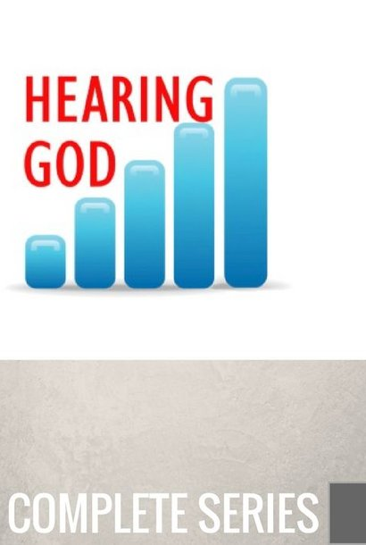 00 - Hearing God - Complete Series By Pastor Jeff Wickwire | LT02169