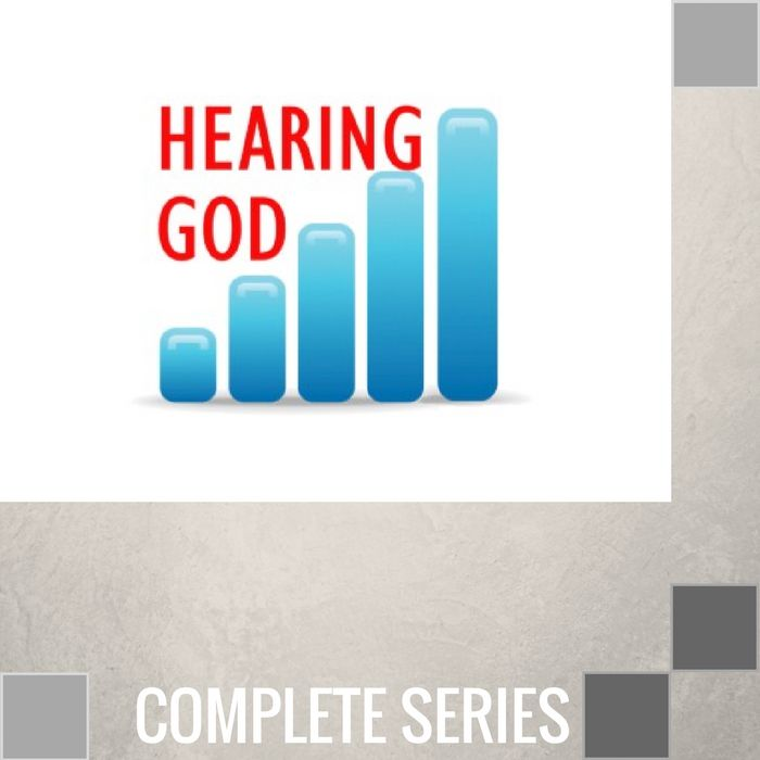 00 - Hearing God - Complete Series By Pastor Jeff Wickwire | LT02169-1