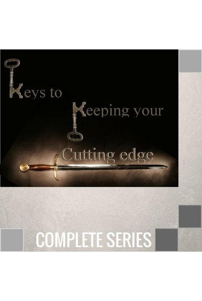 06(COMP) - Keys To Keeping Your Cutting Edge - Complete Series - (P042-P047)