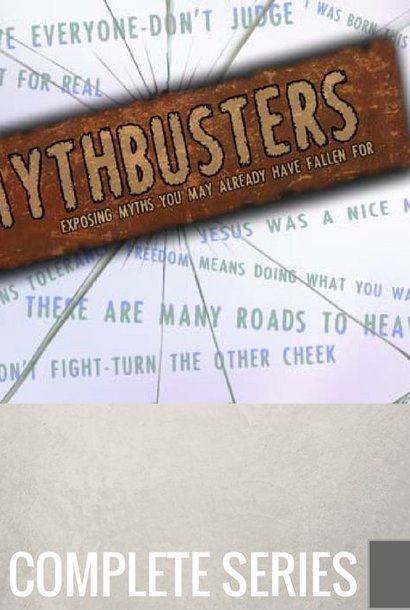 06(COMP) - Mythbusters - Complete Series - (D018-D023)