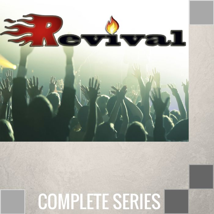 00 - Revival 2 - Complete Series By Pastor Jeff Wickwire | LT02096-1