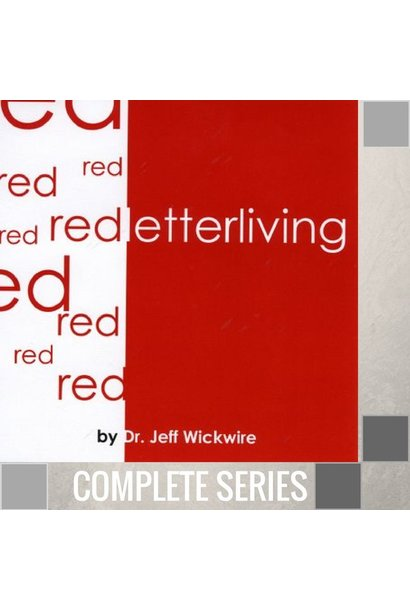 11(COMP) - Red Letter Living - Complete Series - (N001-N011)