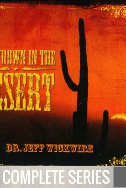 03(COMP) - Showdown In The Desert - Complete Series - (K022-K025)