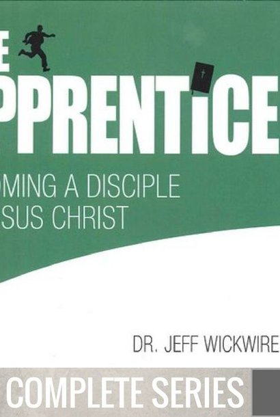00 - The Apprentice - Complete Series By Pastor Jeff Wickwire | LT02181