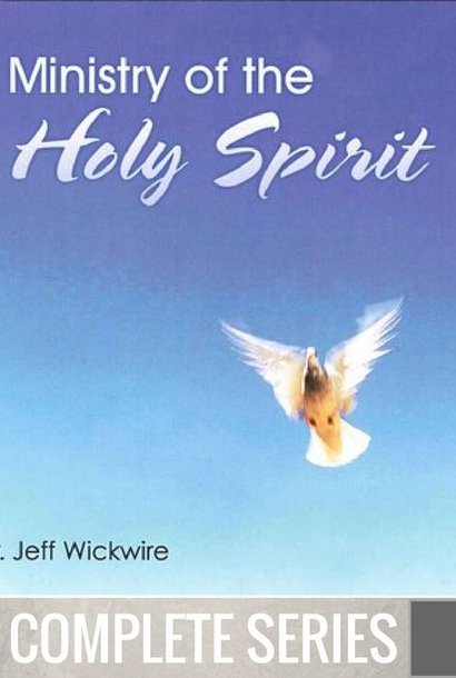 12(A012-A023) - The Ministry Of The Holy Spirit - Complete Series - (A012-A023)