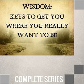 10(J001-J010) - Wisdom-Keys To Get You Where You - Complete Series