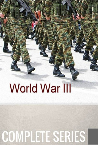 00 - World War III - Complete Series By Pastor Jeff Wickwire | LT02123