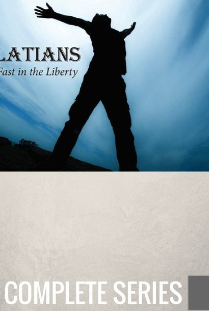 00 - Galatians {Stand Fast In The Liberty} - Complete Series By Pastor Jeff Wickwire | LT02275
