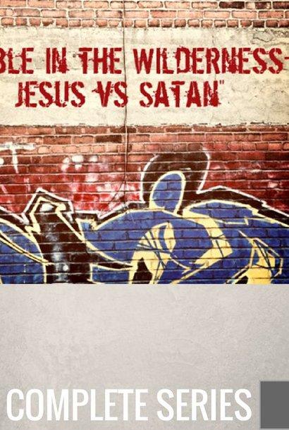00 - Rumble In The Wilderness - Jesus Vs Satan - Complete Series By Pastor Jeff Wickwire | LT02114