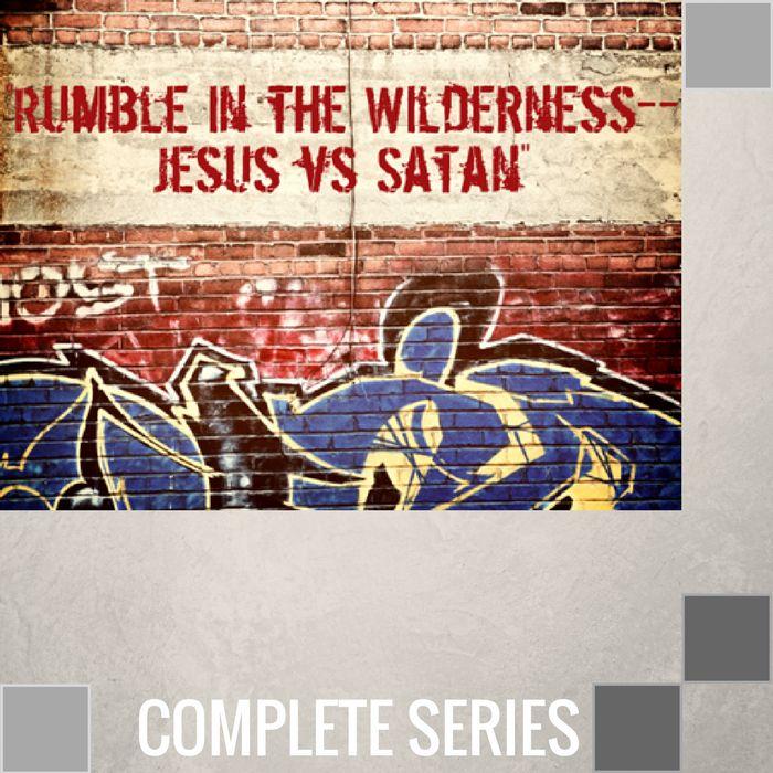 03(COMP) - Rumble In The Wilderness - Jesus Vs Satan - Complete Series - (C021-C023)-1