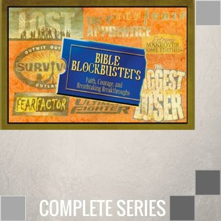 TPC - CDSET 08(COMP) - Bible Blockbusters - Complete Series - (R018-R025)