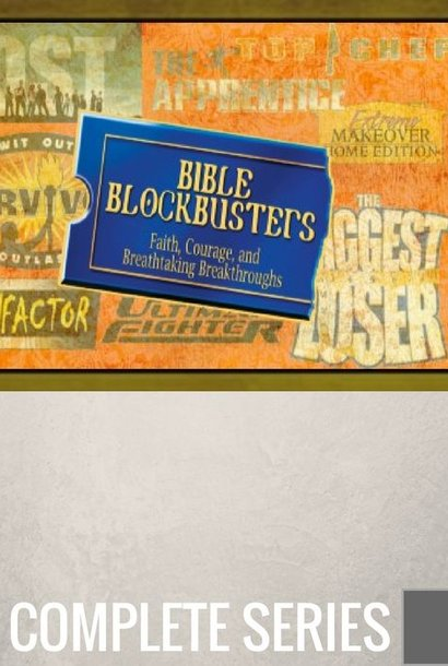 00 - Bible Blockbusters - Complete Series By Pastor Jeff Wickwire | LT02230