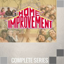 TPC - CDSET 04(COMP) - Home Improvement - Complete Series - (C017-C020)