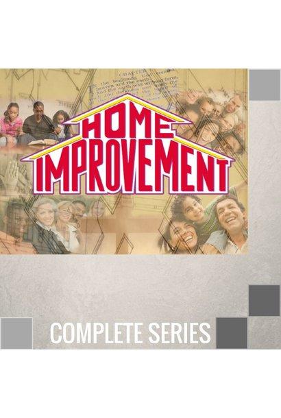 04(COMP) - Home Improvement - Complete Series - (C017-C020)